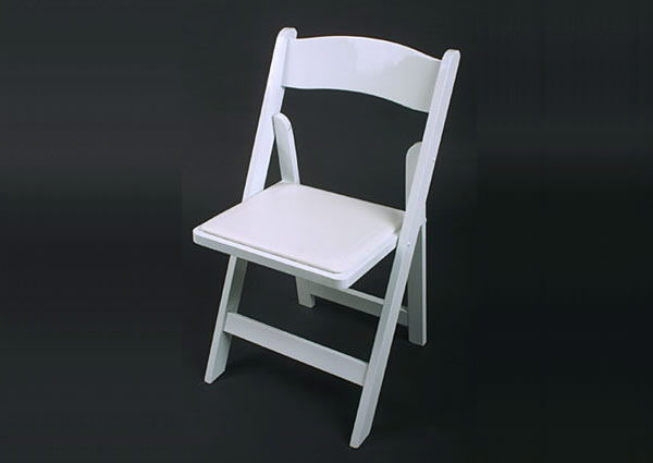 Where to find CHAIRS  WHITE PADDED in Conyers