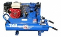 Where to rent COMPRESSOR, 5HP GAS in Conyers GA