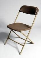 Where to find CHAIRS, FOLDING BROWN in Conyers