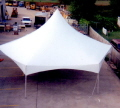 Where to rent TENT, 40 HEX FRAME WHITE in Conyers GA