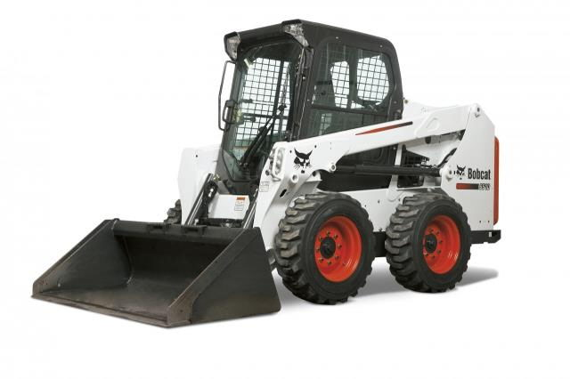 Where to find LOADER, BOBCAT RUBBER TIRE in Conyers