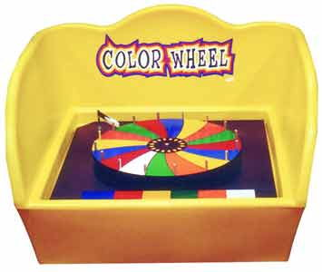 Where to find GAME, COLOR WHEEL in Conyers