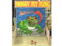 Where to find GAME, FROGGY TOSS in Conyers