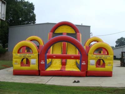 Where to find TURBO RUSH 360 OBSTACLE in Conyers