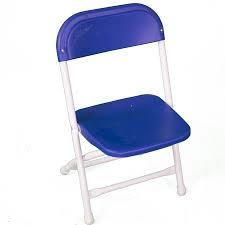 Where to find CHAIRS, FOLD CHILDS BLUE in Conyers