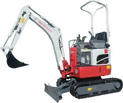 Where to find BACKHOE MINI EX COMPACT in Conyers